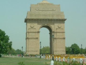 The Delhi Gate