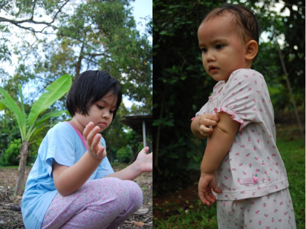 Maryam and Hannah – Two of mosquitoes' best friends