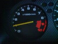 Civic Type-R Speedometer